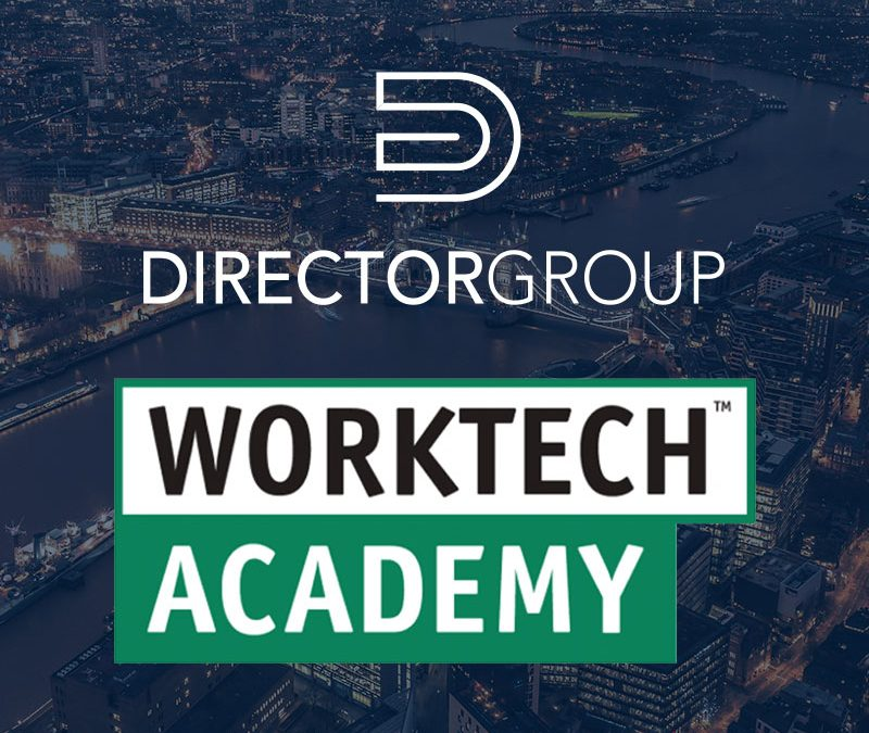 Director Group joins the WORKTECH Academy